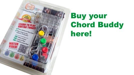 Chord Buddy Europe